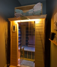 Book an Appointment with Infrared Sauna for Infrared Sauna